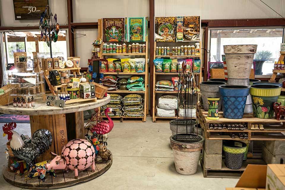 Store at Grants Creek Nursery